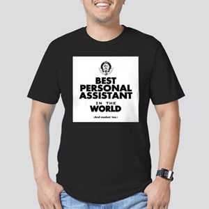The Best in the World – Personal Assistant T-Shirt
