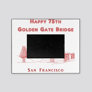 SanFrancisco_10x10_Happy75_GGB_Linco Picture Frame