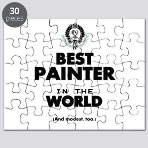 The Best in the World – Painter Puzzle