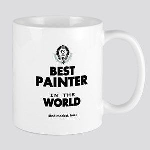 The Best in the World – Painter Mugs