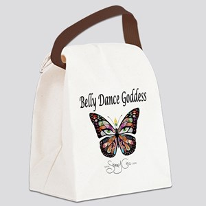 Shimmy Chic Canvas Lunch Bag