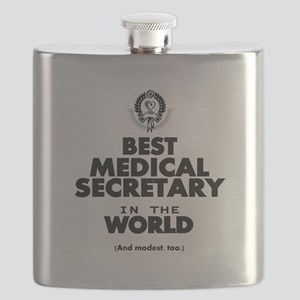 The Best in the World – Medical Secretary Flask
