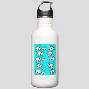ff cows Stainless Water Bottle 1.0L