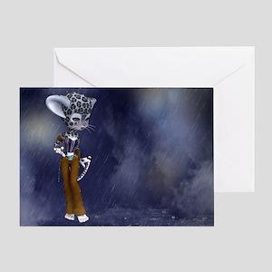 nsl_laptop_skin Greeting Card