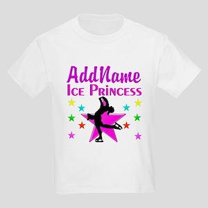 SKATER PRINCESS Kids Light T-Shirt