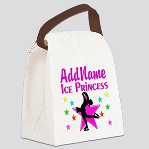 SKATER PRINCESS Canvas Lunch Bag