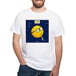 Super Moon White T-Shirt