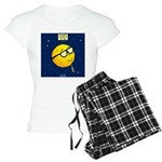 Super Moon Women's Light Pajamas