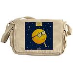 Super Moon Messenger Bag