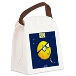 Super Moon Canvas Lunch Bag