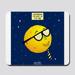 Super Moon Mousepad
