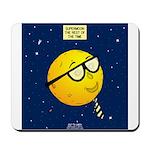 Super Moon Mousepad