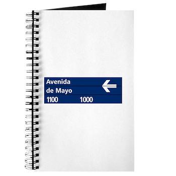 Avenida de Mayo, Buenos Aires (AR) Journal