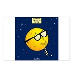 Super Moon Postcards (Package of 8)