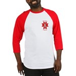The Knights Templar Baseball Jersey