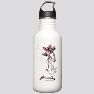 Heads Without Dogs 201 Stainless Water Bottle 1.0L