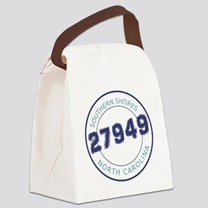 Southern Shores, North Carolina Z Canvas Lunch Bag