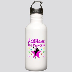 PURPLE ICE PRINCESS Stainless Water Bottle 1.0L