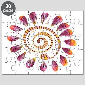 quills wild spiral Puzzle