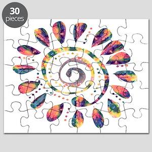 delight wild spiral Puzzle