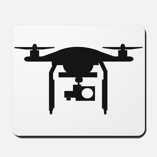 Version 2 UAV Mousepad