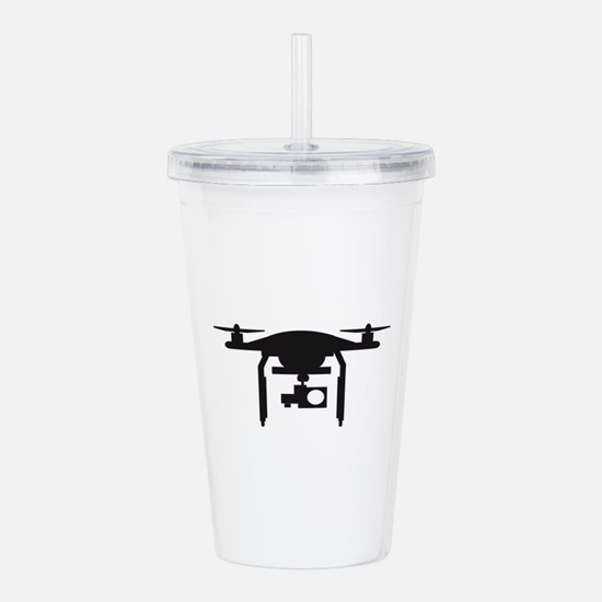 Version 2 UAV Acrylic Double-wall Tumbler