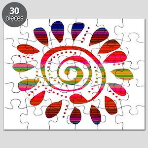 multi wild spiral Puzzle