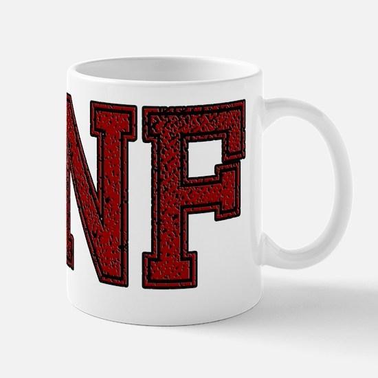 NF, Vintage Mug