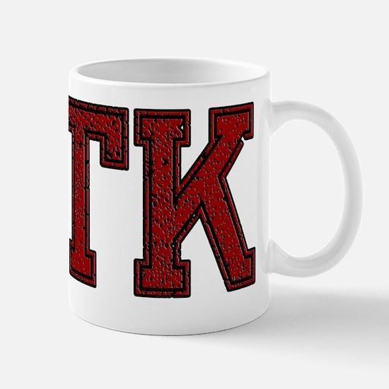 TK, Vintage Mug