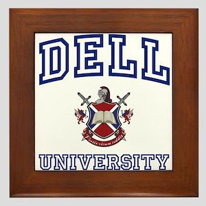 DELL University Framed Tile