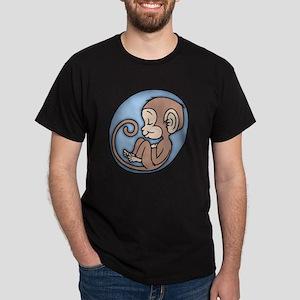 monkey-womb-T Dark T-Shirt