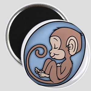 monkey-womb-T Magnet