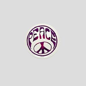 deep peace Mini Button