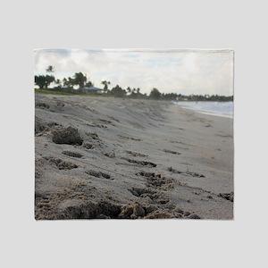 Kailua Beach Throw Blanket
