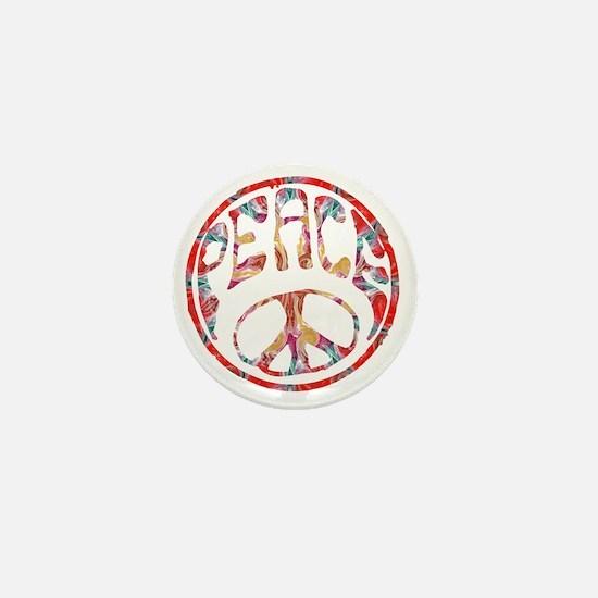 smooth peace Mini Button