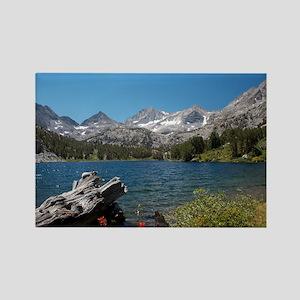 Long Lake Rectangle Magnet