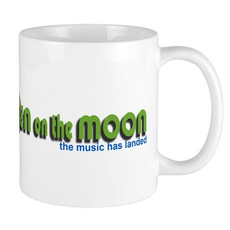 moonlogotransparent Mugs