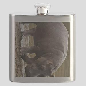 Sjambok Back Cover Flask