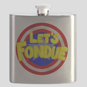 fondue Flask