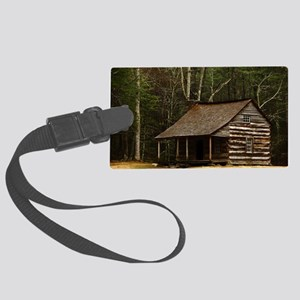 Cabin Large Luggage Tag