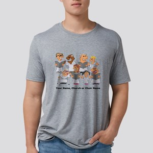 Funny Personalized Church Choir T-Shirt