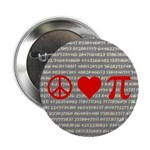 Peace, Love, and Pi Badge
