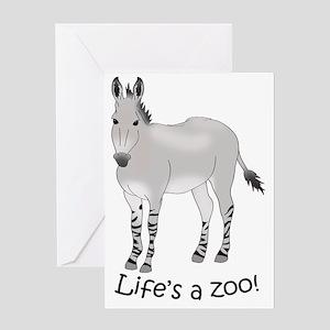 WildAssLight Greeting Card