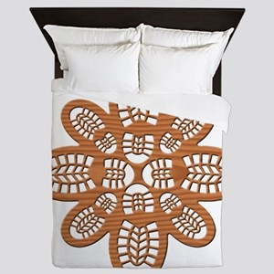 Hiker Boots Cypress Original Queen Duvet