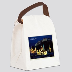 Salzburg Canvas Lunch Bag