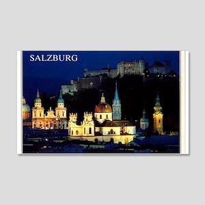 Salzburg Wall Decal