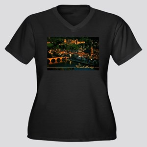Heidelberg Plus Size T-Shirt