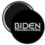 Logical Biden Magnet