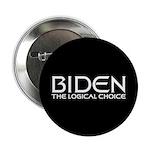 Logical Biden Button