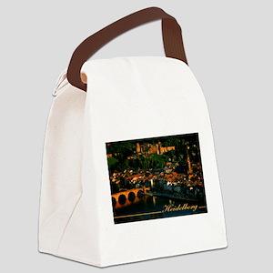 Heidelberg Canvas Lunch Bag
